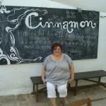 Marta Cinnamon