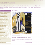 The secret, la revísta