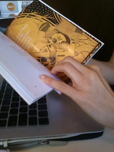 A les mans de Paloma Cordón