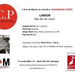 CONTRAPUNT POETIC-Larkin