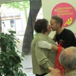 Revetlla de Sant Jordi a la Biblioteca