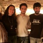 Marta, Mireia, Eduard, Roc i Montse