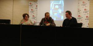 Amb Esteban Barbaria i Jordi Vila