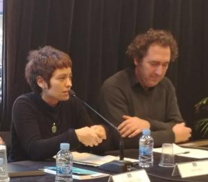 Sònia Moll i Jordi Vila