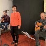 Fan Swing, amb Sofia Moltó, Juan Mateo i Toni Cruz.