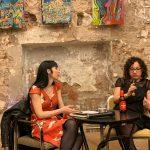 Amb Lola Nieto a La Calders