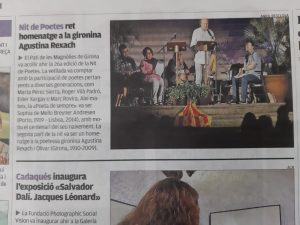 Diari de Girona 21 setembre