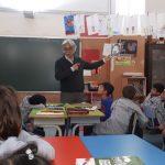 Eduard Miró a l'Escola Miró