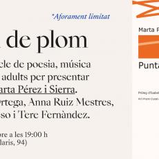 «Punta de plom» a Ona llibres