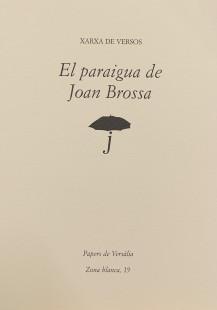El paraigua de Joan Brossa