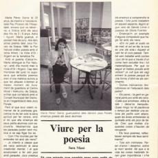 Jocs Florals de Gràcia 1986