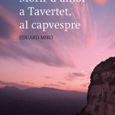 """Presento """"Morir d'amor a Tavertet, al capvespre"""""""