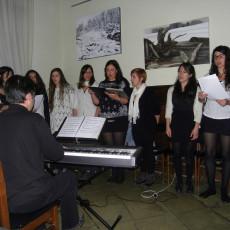 Recital a l'Agrícol: poemes de «Dones d'heura»