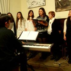 Recital a L'Agrícol: poemes de «Si goso dir-li un mot d'amant»