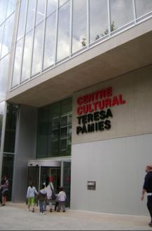 Centre Cultural Teresa Pàmies