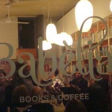 Vídeos de la Presentació al Babèlia Cafè