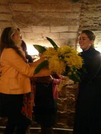 Lourdes Borrell i Andrea Jiménez