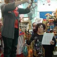 Bavastells a Marionetas Travi