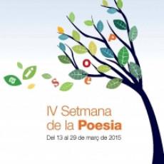 IV Setmana de la POESIA a Sant Feliu de Llobregat