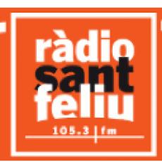 Entrevista a Ràdio Sant feliu