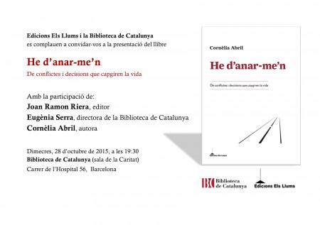 Barcelona a la Biblioteca de Catalunya