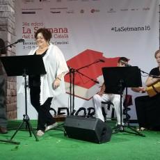 A La Setmana del Llibre en Català
