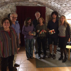 Poetes de Cafè Central a Contrapunt poètic