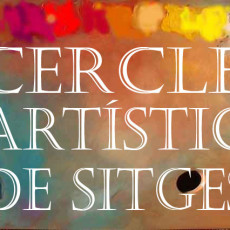 """il·lustra un poema de mps"" a Sitges"
