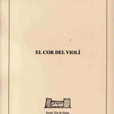 """""""El cor del violí"""" de José Luis Garcia Herrera"""