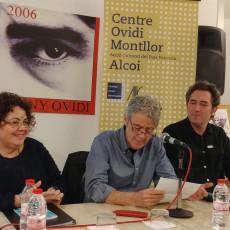 """Jordi Botella va presentar """"Llavors, els peixos"""" a Alcoi"""