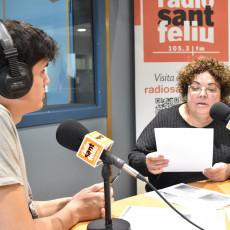 """Contrapunt poètic a """"El Mirall"""" de Ràdio Sant Feliu"""