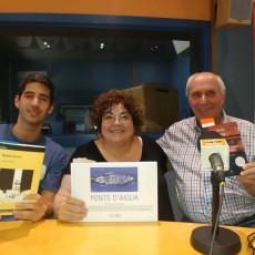 """Contrapunt poètic a """"El Mirall"""" juny 2108"""
